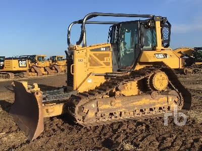 2014 CATERPILLAR D6NLGP Crawler Tractor