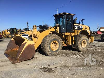 2011 CATERPILLAR 966K Wheel Loader