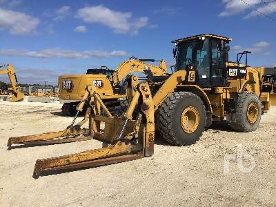 2017 CAT 950M Wheel Loader