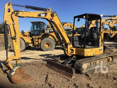 2018 CATERPILLAR 305E2 CR Mini Excavator (1 - 4.9 Tons)