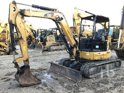 2018 CATERPILLAR 305E2CR Mini Excavator (1 - 4.9 Tons)