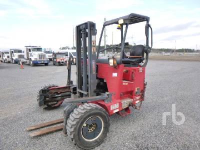 2007 MOFFETT M55.4 5500 Lb Forklift