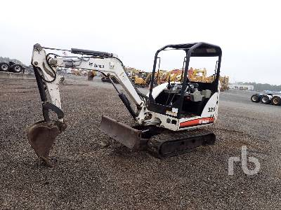 2005 BOBCAT 325G Mini Excavator (1 - 4.9 Tons)