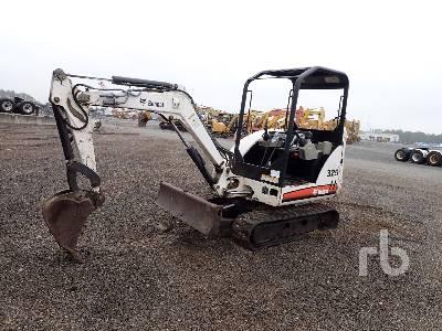 BOBCAT 325G Mini Excavator (1 - 4.9 Tons)