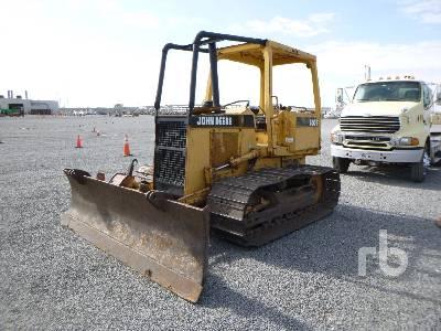 1994 JOHN DEERE 450G Crawler Tractor