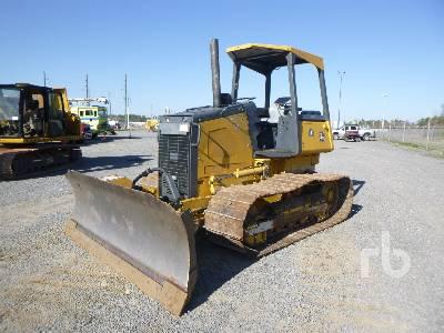 2015 JOHN DEERE 450J Crawler Tractor