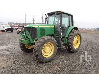 JOHN DEERE 7320B MFWD Tractor