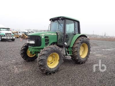 JOHN DEERE 6330 MFWD Tractor