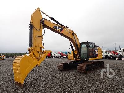 2015 CATERPILLAR 329FL Hydraulic Excavator