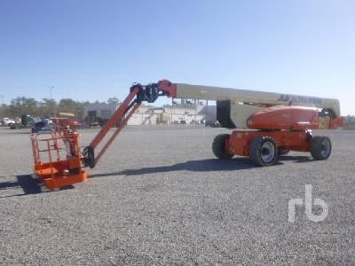 2016 JLG 1250AJP 4x4 Boom Lift