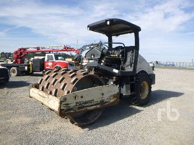 INGERSOLL-RAND SD-77F Vibratory Padfoot Compactor