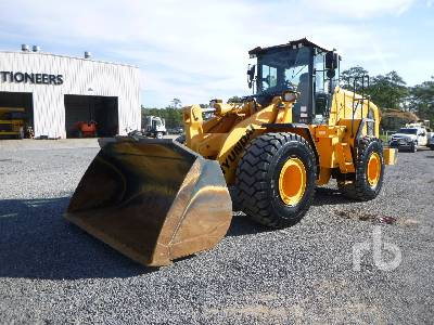 2018 HYUNDAI HL960 Wheel Loader