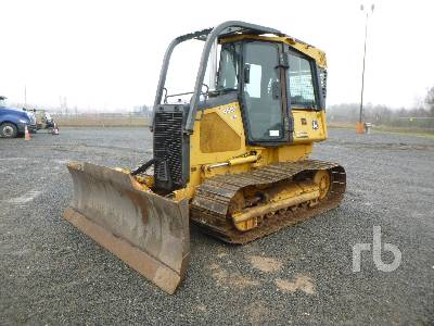 2005 JOHN DEERE 450J Crawler Tractor