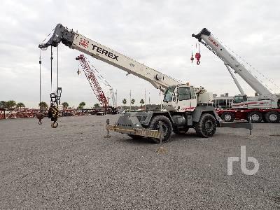 2006 TEREX RT335-1 35 Ton 4x4x4 Rough Terrain Crane
