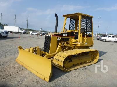 CAT D3C Crawler Tractor