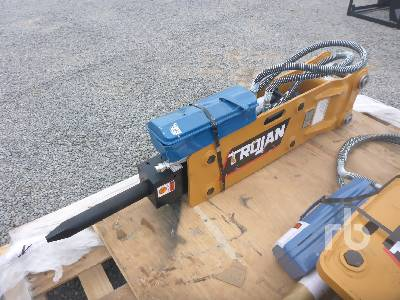 Unused TROJAN TH35 Excavator Hydraulic Hammer