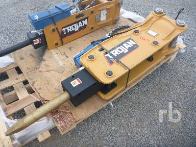 Unused TROJAN TH50 Excavator Hydraulic Hammer