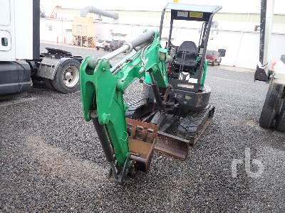2014 BOBCAT E26G M Mini Excavator (1 - 4.9 Tons)