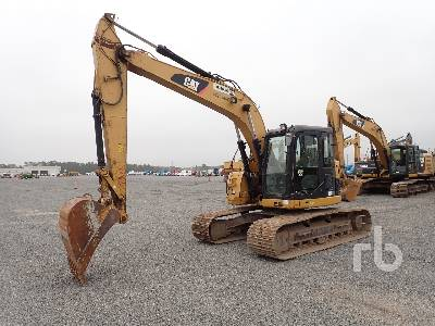 2012 CATERPILLAR 314DL Hydraulic Excavator