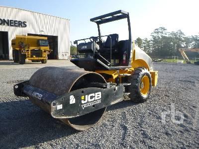 2012 JCB VIBROMAX VM75 Vibratory Roller