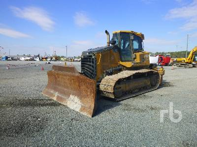 2017 JOHN DEERE 850K WLT Crawler Tractor