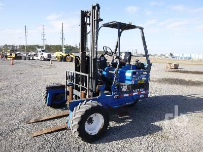 2012 PRINCETON PBX 5000 Lb Truck Mounted Forklift