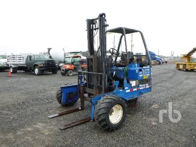 2012 PRINCETON PBX 5000 Lb Rough Terrain Forklift