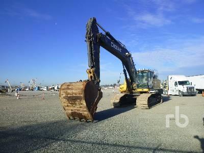 2016 JOHN DEERE 470G LC Hydraulic Excavator