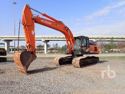 2016 HITACHI ZX300LC-6N Hydraulic Excavator