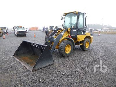 2012 JOHN DEERE 244J Wheel Loader