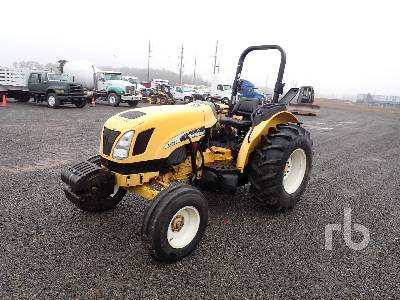NEW HOLLAND TN75A2105 MFWD Tractor
