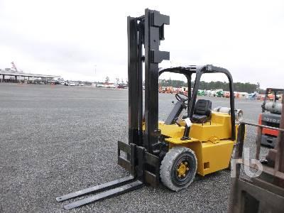 CAT V80E 8000 Lb Forklift