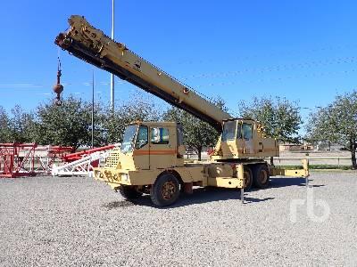 1983 GROVE TMS522 22 Ton Hydraulic Truck Crane