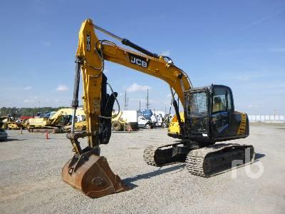 2012 JCB JS145LC Hydraulic Excavator