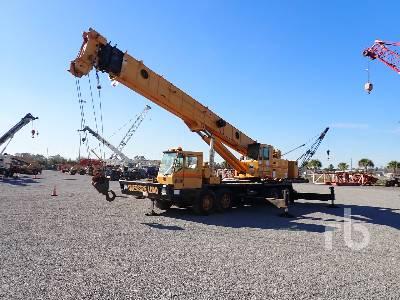 GROVE TMS760E Hydraulic Truck Crane