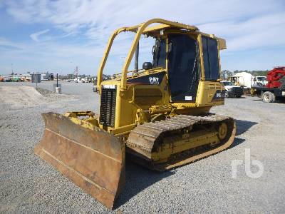 2004 CAT D4G XL Crawler Tractor