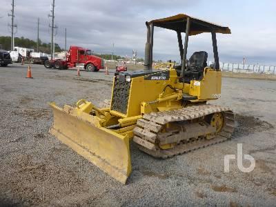 KOMATSU D21P-7 Crawler Tractor