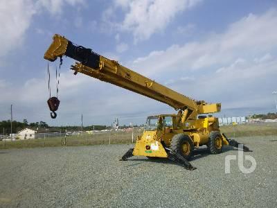 1981 GROVE RT58C 18 Ton 4x4x4 Rough Terrain Crane