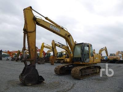 2003 JOHN DEERE 160C LC Hydraulic Excavator