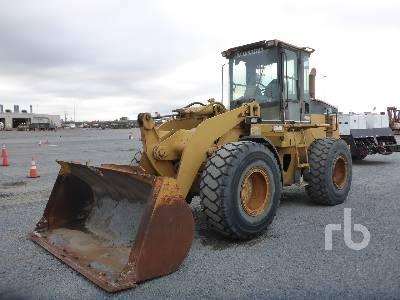 1999 CAT 928G Wheel Loader