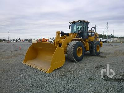 2017 CAT 966M Wheel Loader