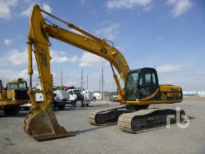 2006 JCB JS260LC Hydraulic Excavator