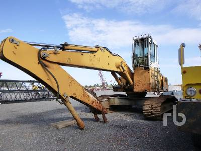 2006 LIEBHERR R934B Material Handler Parts/Stationary Construction-Other