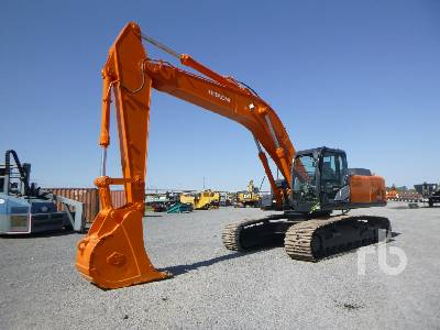2011 HITACHI ZX350LC-5N Hydraulic Excavator
