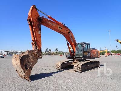 2014 HITACHI ZX350LC-5N Hydraulic Excavator