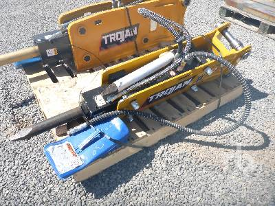 Unused TROJAN TH35 Excavator Hydraulic Hammer