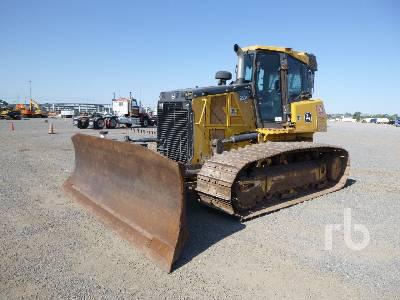 2013 JOHN DEERE 850K WLT Crawler Tractor
