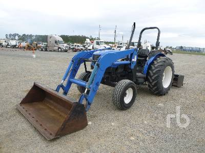 2005 NEW HOLLAND TN60A 2WD Tractor