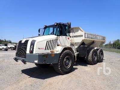 2013 TEREX TA300 6x6 Articulated Dump Truck
