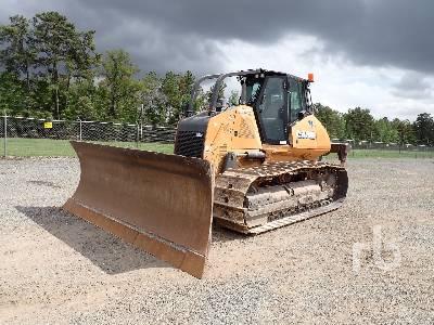 2014 CASE 2050M WT Crawler Tractor